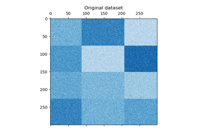 sklearn metrics consensus_score — scikit-learn 0 21 3 documentation